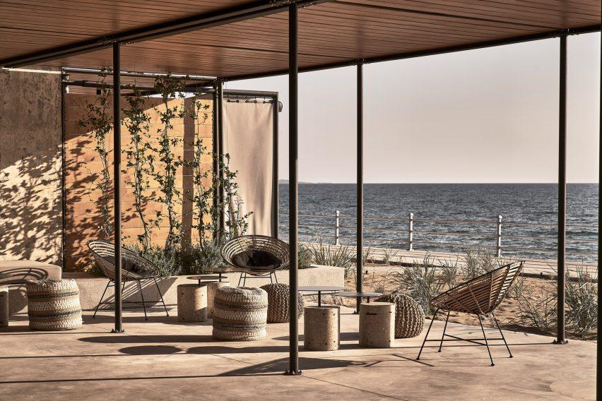 Dexemenes Seaside Hotel by K-studio
