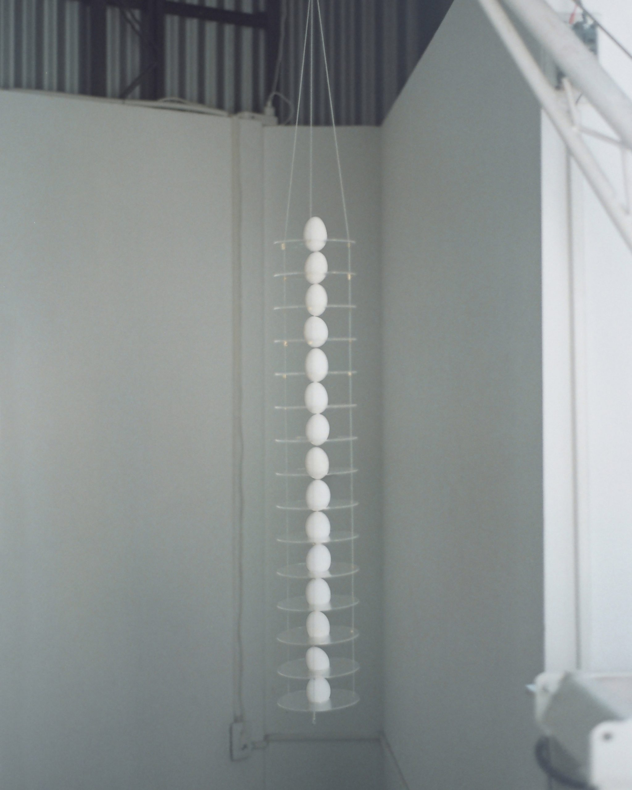 Egg Rack #10 from The Egg Rack Made a Disclaimer by Liang-Jung Chen