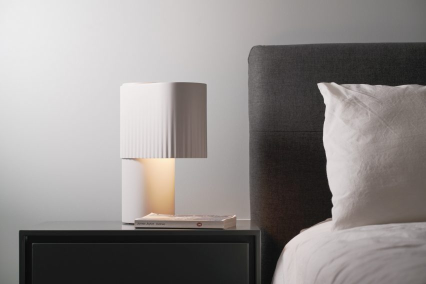 Encore Table Light by Sam Gwilt for Gantri
