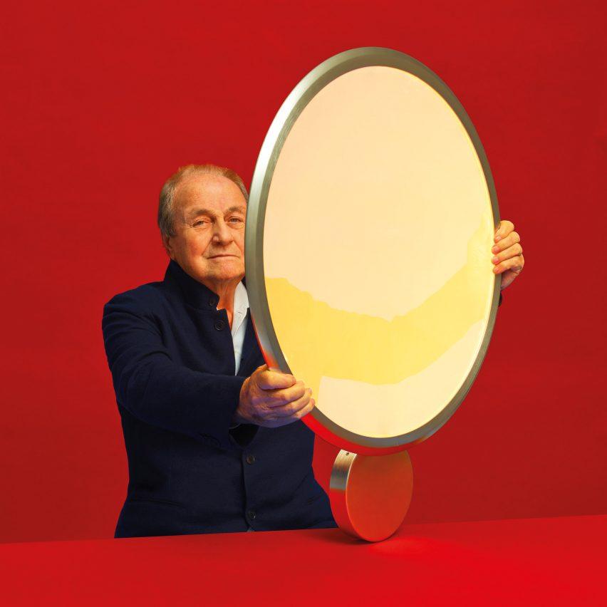Ernesto Gismondi portrait