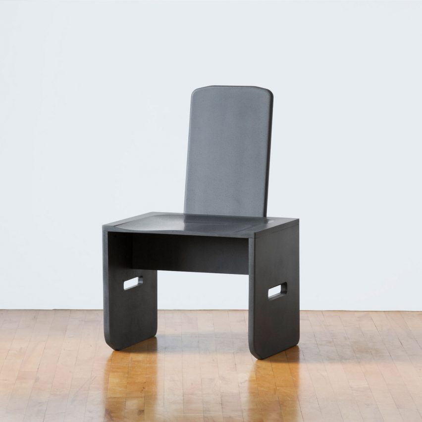 Evolve Chair by Tom Robinson