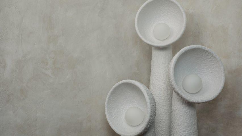 Soniah floor lamps by Faina