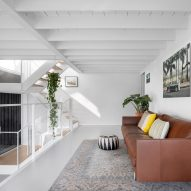 A living room inside the floating house by i29