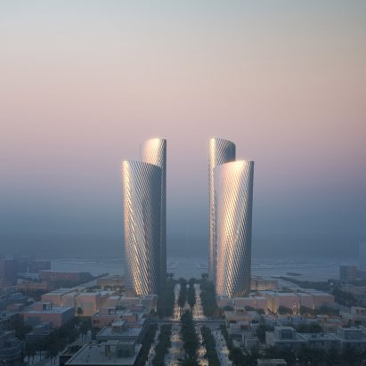 Lusail Towers in Qatar?by Foster + Partners