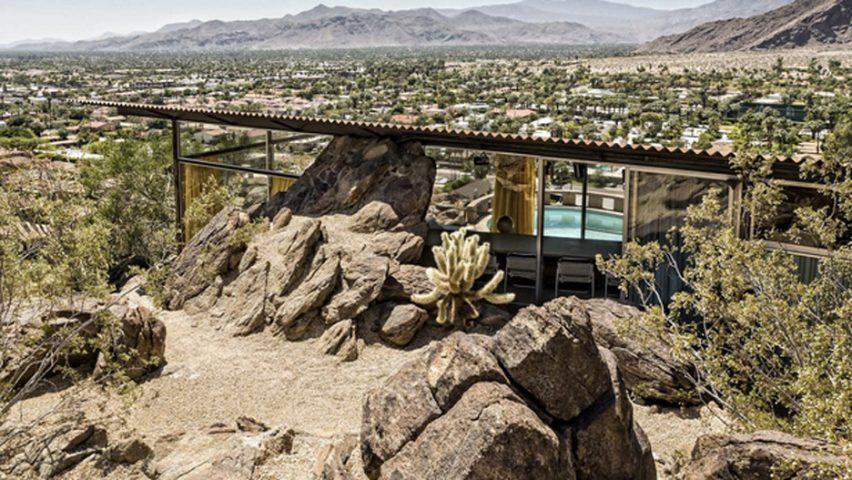 Frey II in Palm Springs, California, by Albert Frey