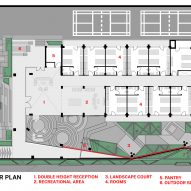 Girls Hostel Block by Zero Energy Design Lab