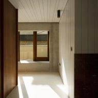 The pantry of the Hollybrook Road extension by TOB Architect