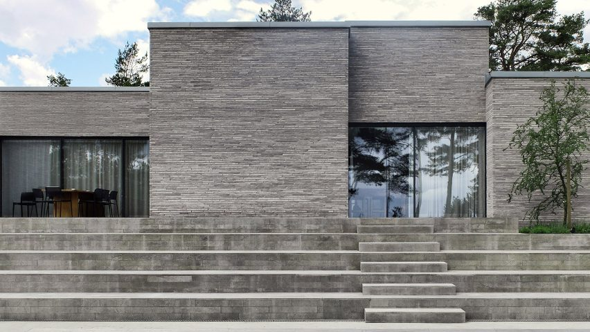House of Many Courtyard by Claesson Koivisto Rune