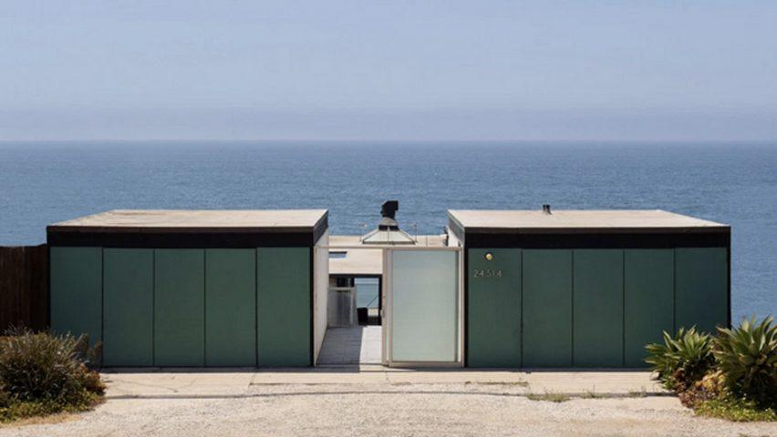 Victor y Elizabeth Hunt House en Malibu, California, por Craig Elwood