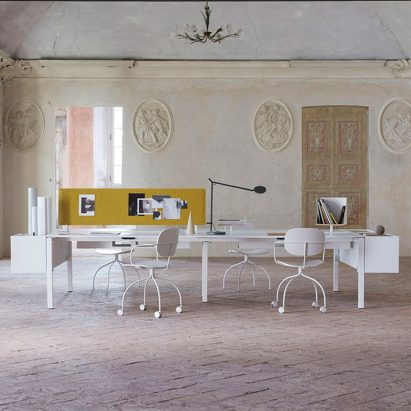 One desk by IOC Project Partners