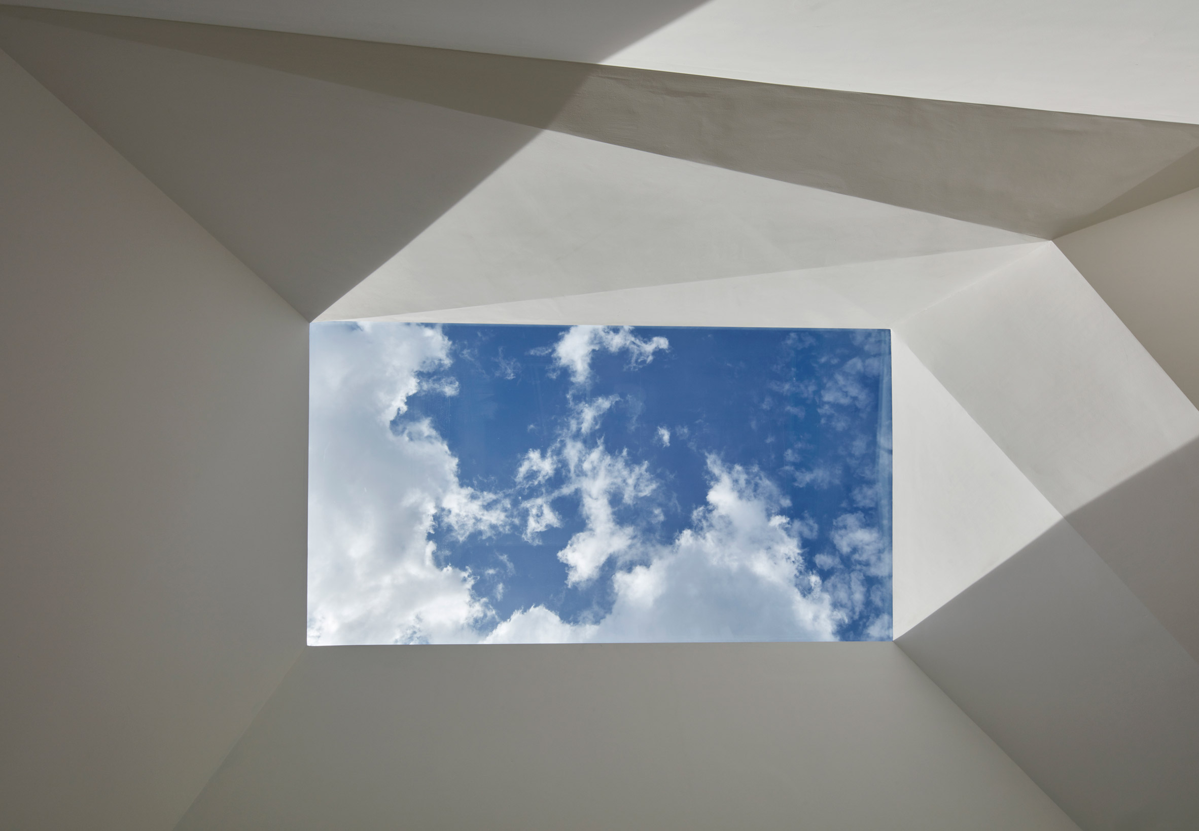 Skylight in London mews