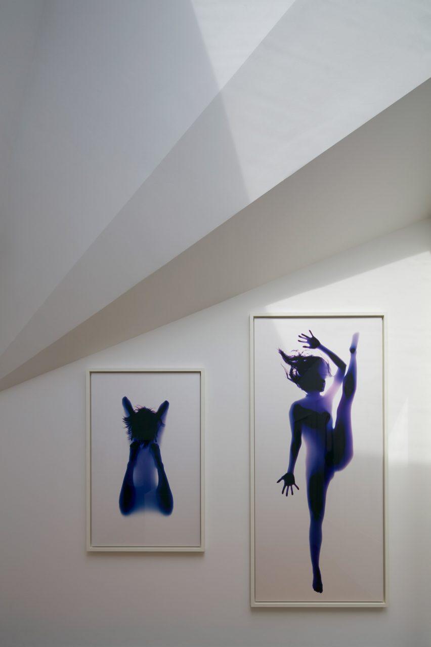 Art gallery in London