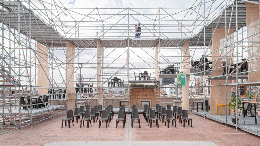 La Concordia: Amphitheatre by Colab-19