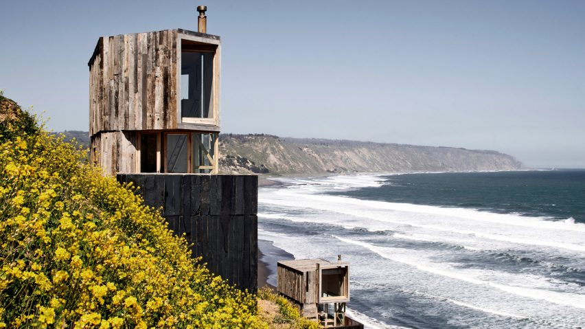 Chilean cabins by Croxatto and Opazo