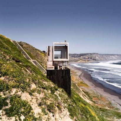 La Tagua cabin in Chile