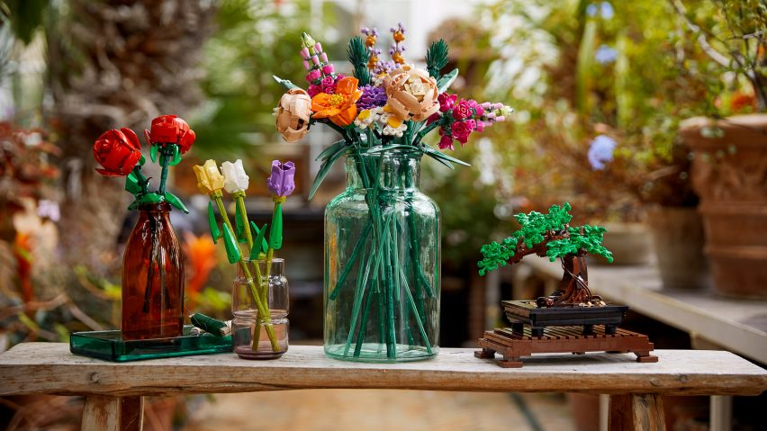 """Lego releases Botanical Collection """"to brighten the home"""""""