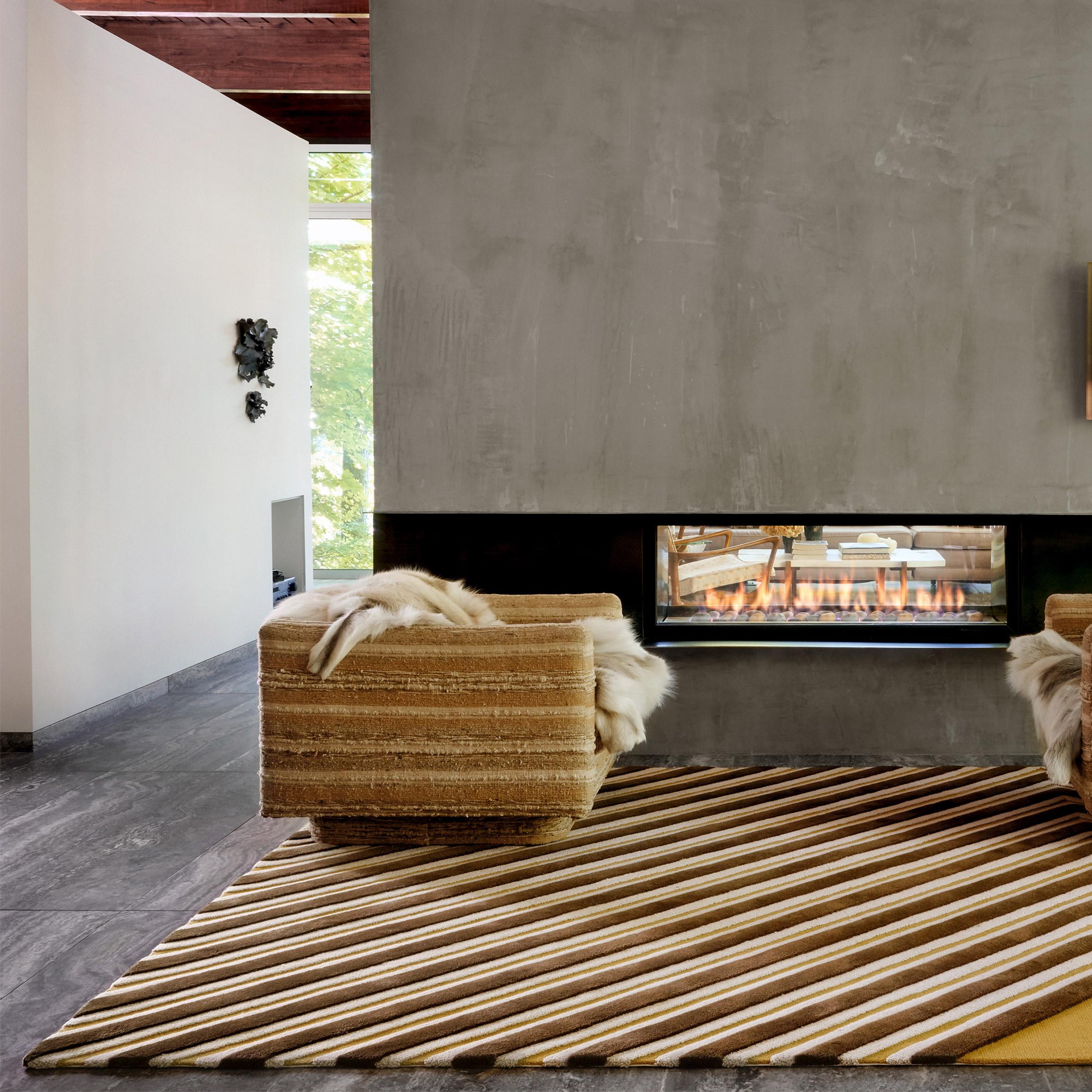 Longworth rug by Edward Fields