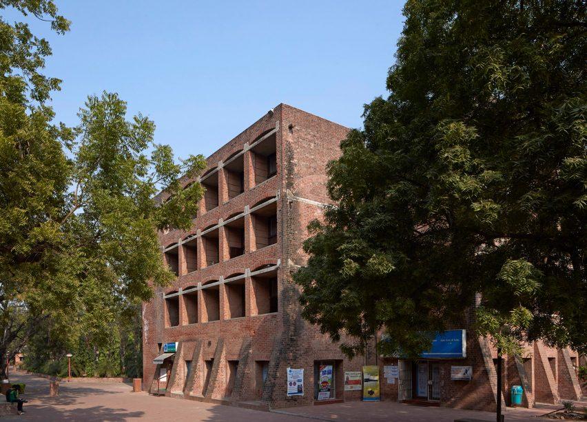 Dormitories at IIMA