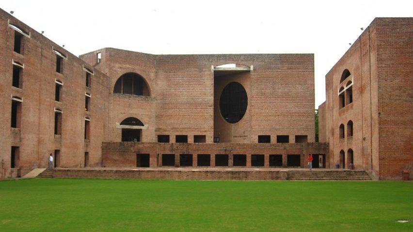 Louis Kahn Plaza, Ahmedabad