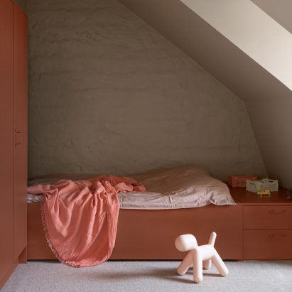 Ten children's bedrooms