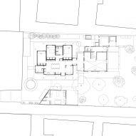 Ground floor plan of design by Aixopluc