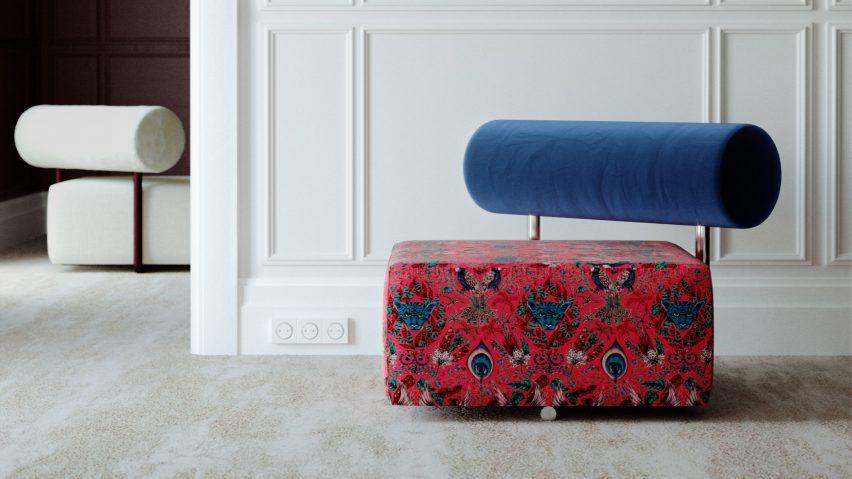 Mélos armchair by Aro Vega for Monogram