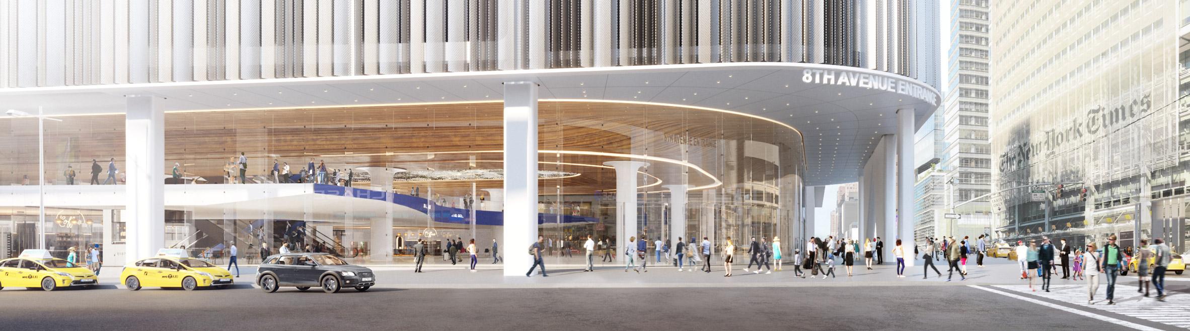 Manhattan Midtown West 2021 redevelopment