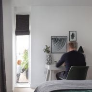 An apartment interior in Motion by Pollard Thomas Edwards
