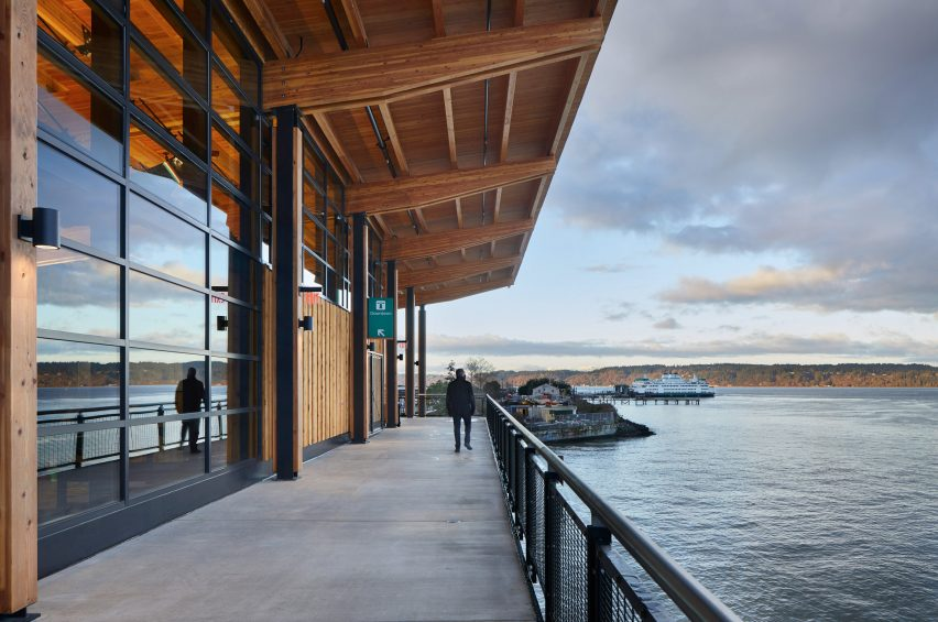Mukilteo Multimodal Ferry Terminal