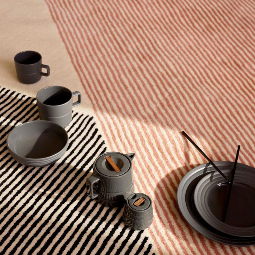 Lines by Bernadotte & Kylberg for NJRD