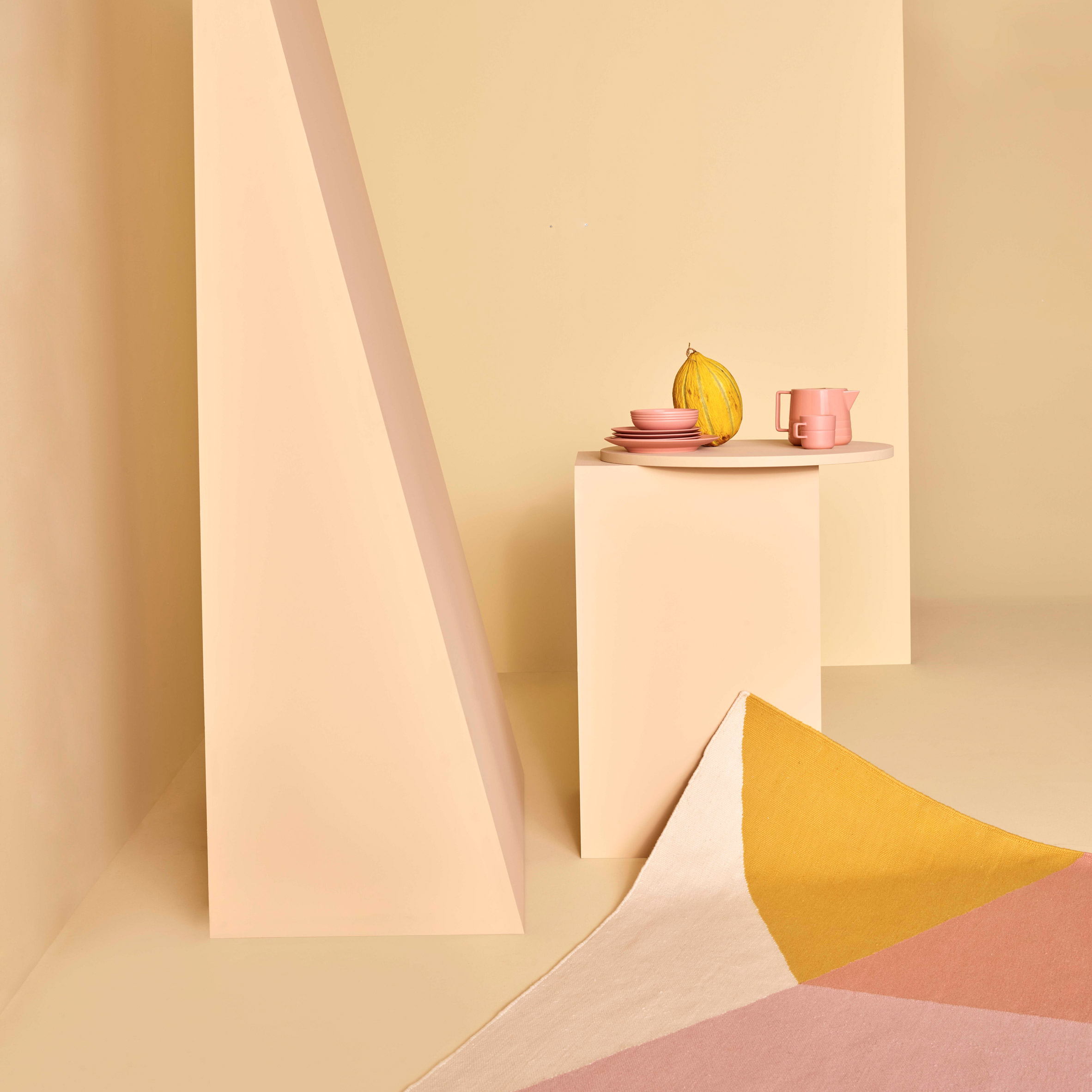 Lines tableware collection by NJRD