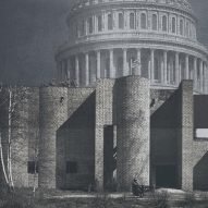 "Opposite Office proposes turning US Capitol into ""fortress to protect democracy"""