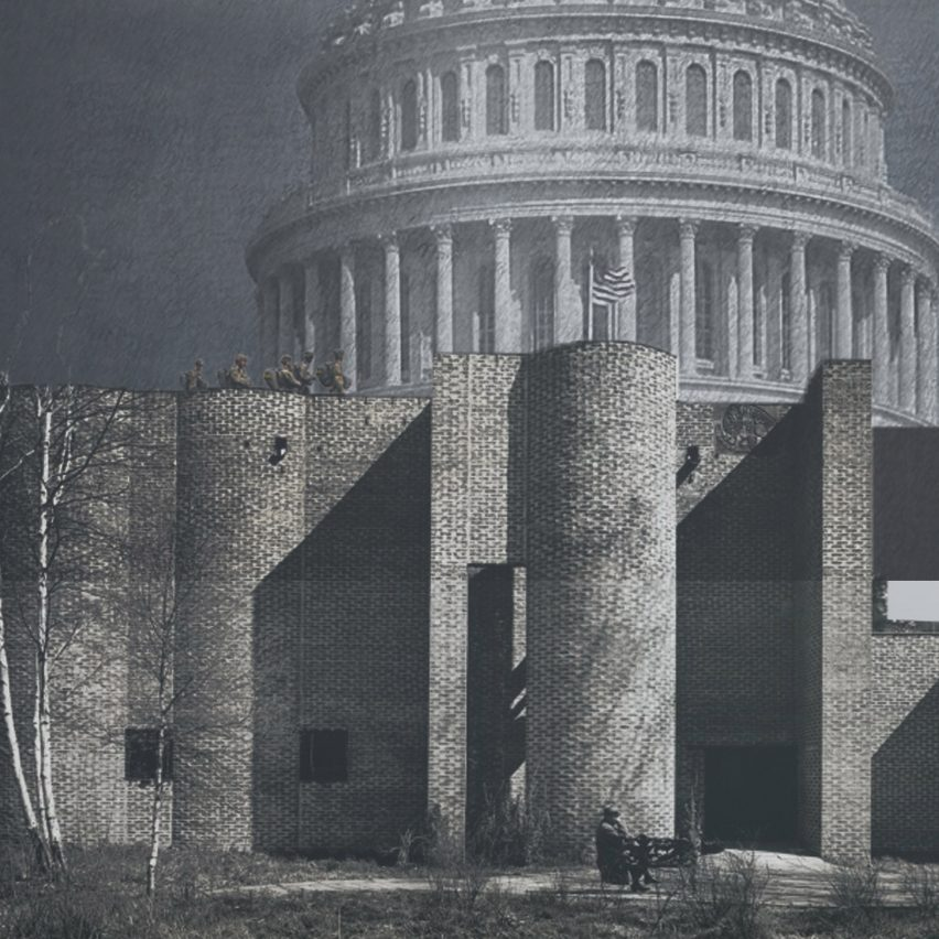 """Opposite Office proposes turning US Capitol into """"fortress to protect democracy"""""""