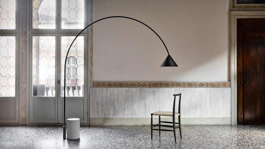 Ozz Floor lamp by Miniforms