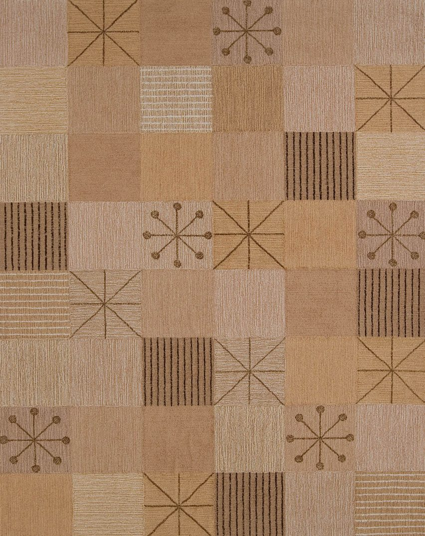The Picnic Blanket I rug by Raymond Loewe for Tai Ping Carpets