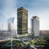 Diller Scofidio + Renfro and Stefano Boeri Architetti to revive Pirellino skyscraper in Milan