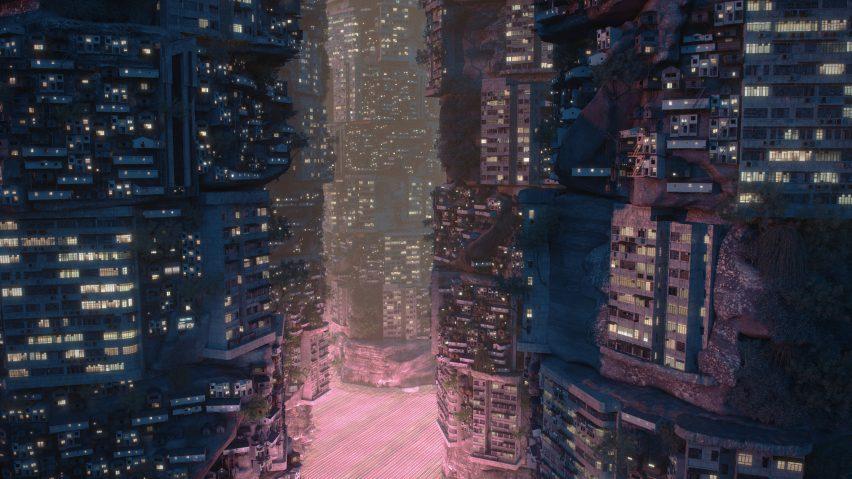 Planet City