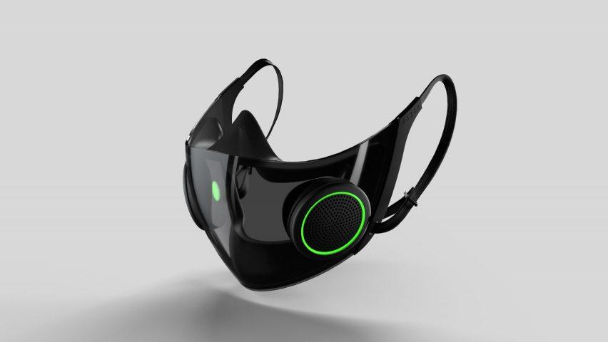 Razer's light-up concept mask