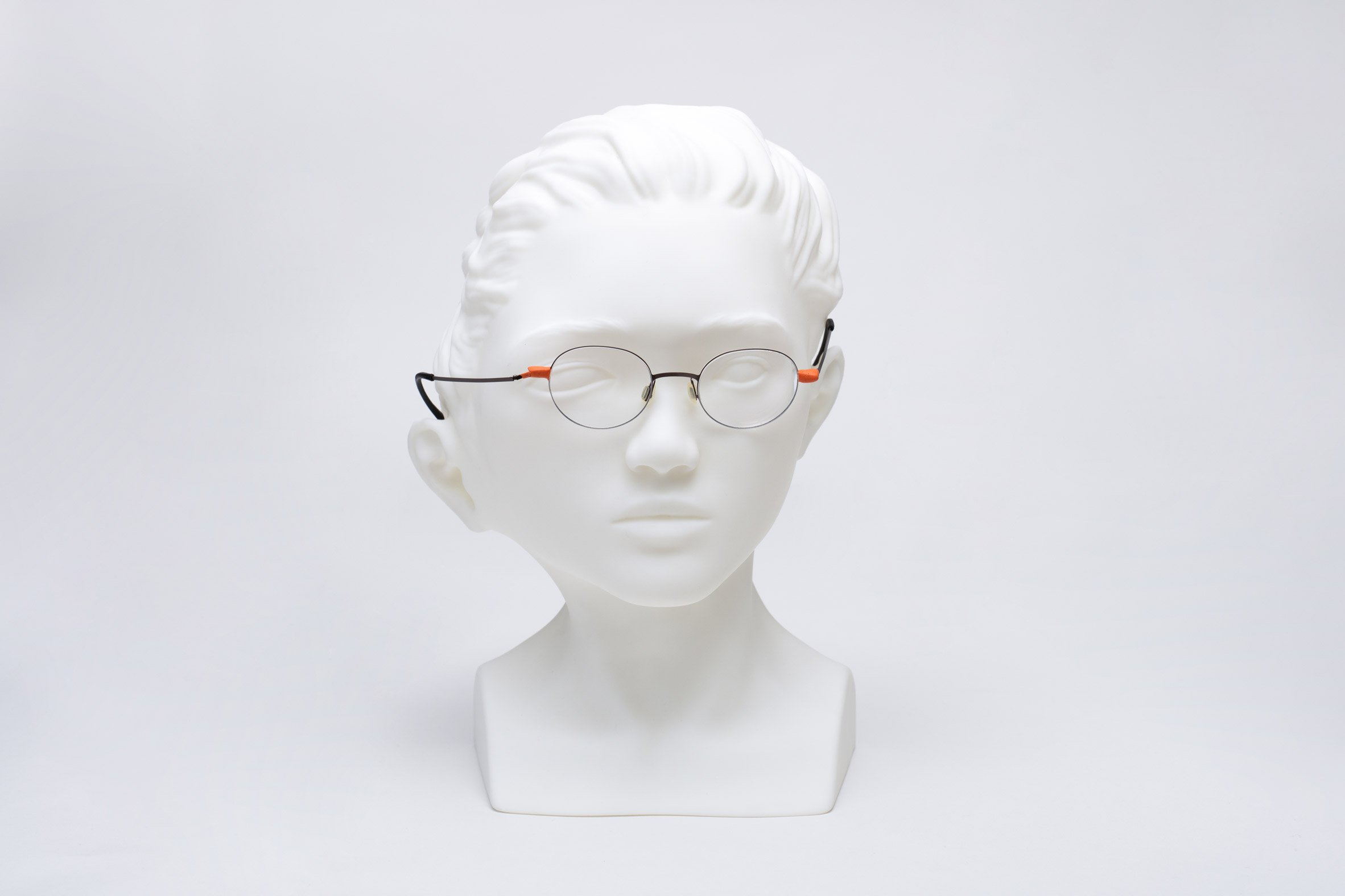Glasses at R for Repair exhibition in Singapore