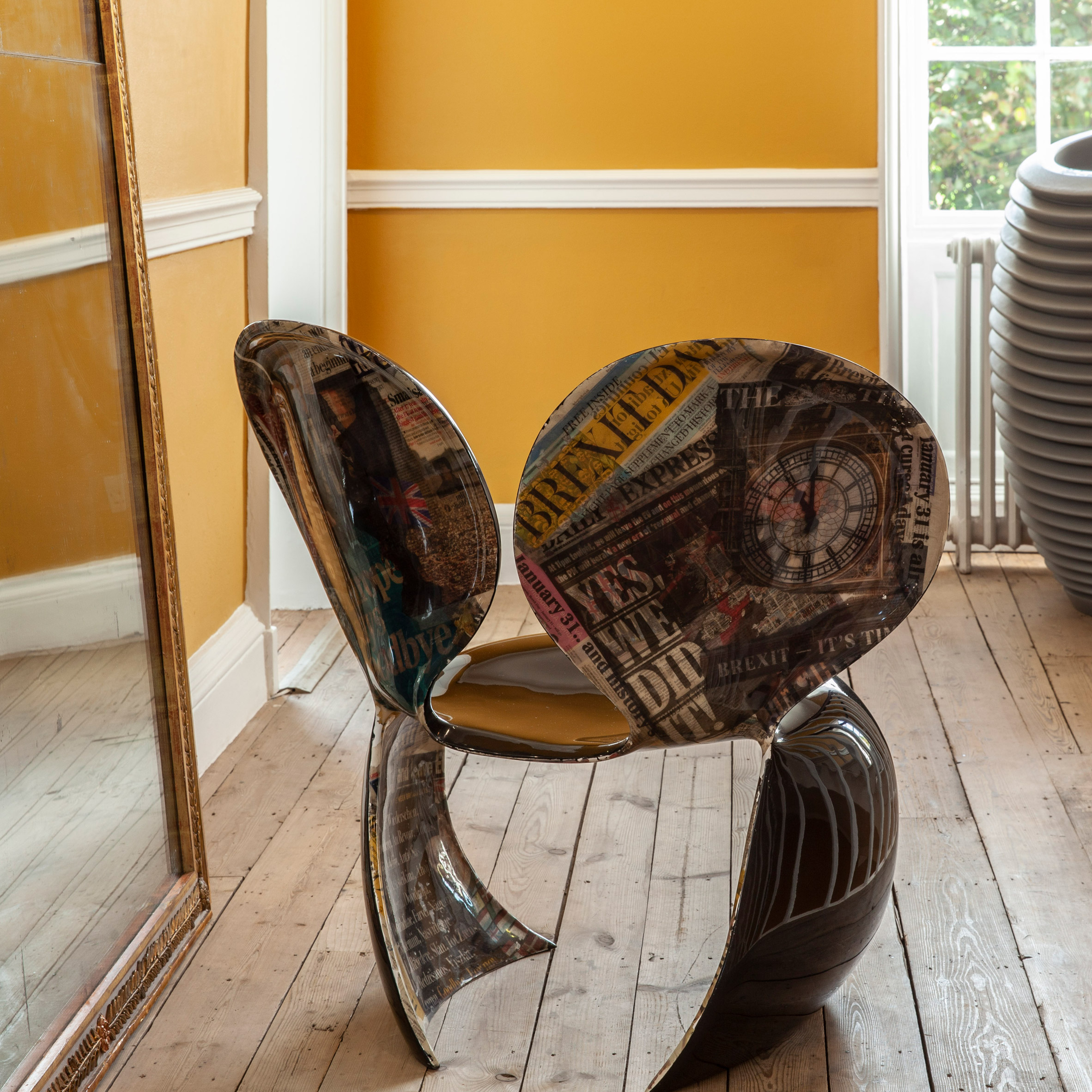Ron Arad 69 exhibition at Newlands House: Now What