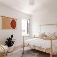 The Brooklyn Home Company Sackett Street Passivhaus townhouse bedroom