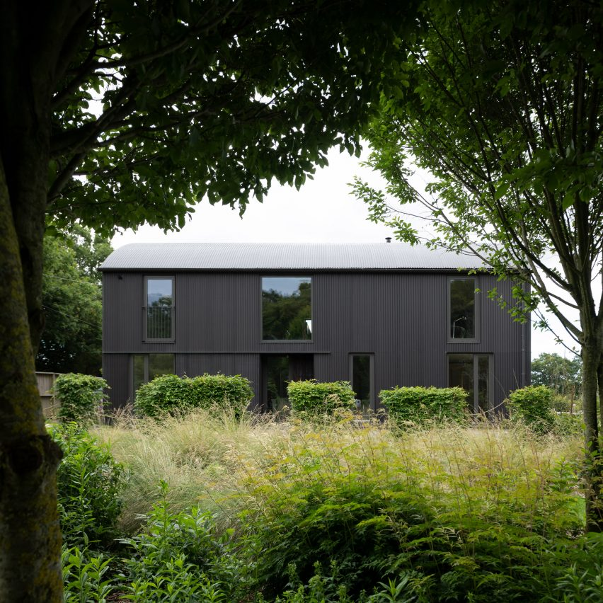 Barn conversion by Sandy Rendel Architects