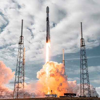 Launch of Transporter-1 mission by SpaceX