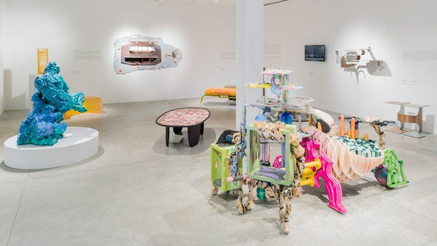 Friedman Benda's Split Personality exhibition