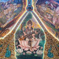 SICIS creates elaborate mosaics in historic Sri Mariamman Temple in Bangkok