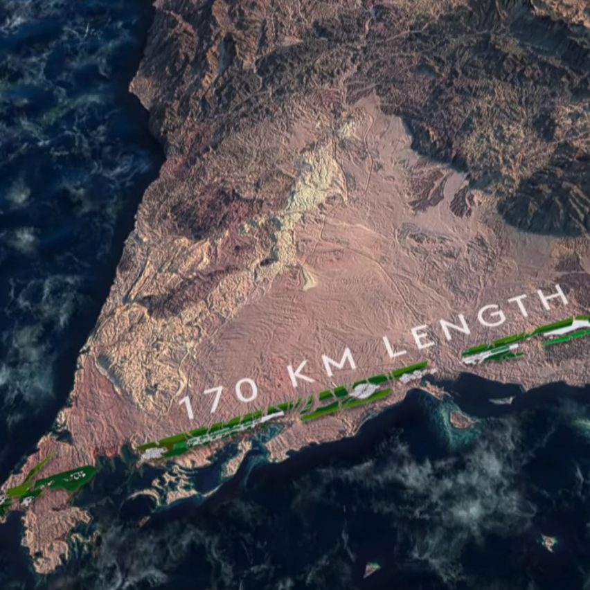 The Line Saudi Arabia
