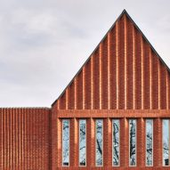 Bell Phillips designs brick extension to complement Victorian Gothic school buildings