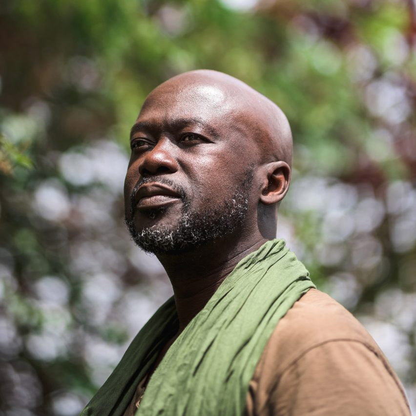 Architect David Adjaye