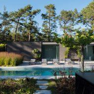Johan Sundberg Arkitektur completes brick house in a Swedish forest