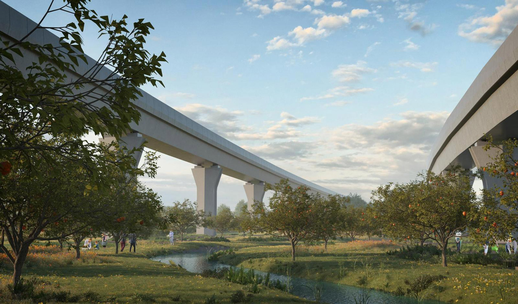 HS2 design by Weston Williamson + Partners